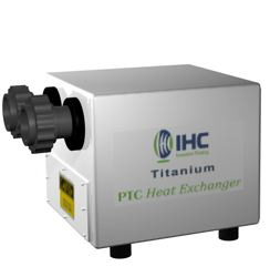 PTC INLINE EXCHANGER